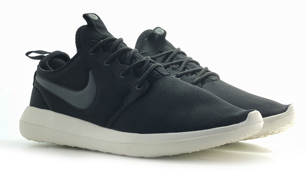 Nike Roshe Run TWO Black Mesh Men
