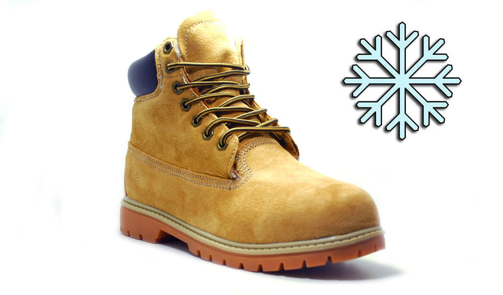timberland suede brown men winter