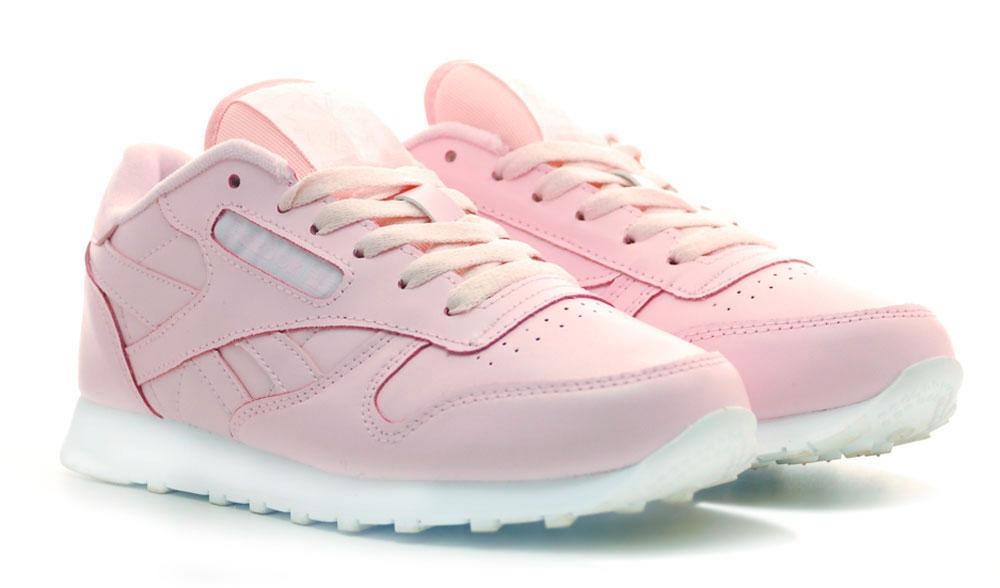 Reebok Classic Pale Pink Women