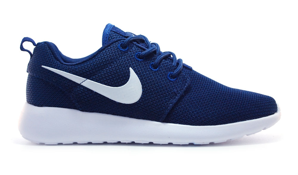 Nike Roshe Run Blue/White Men
