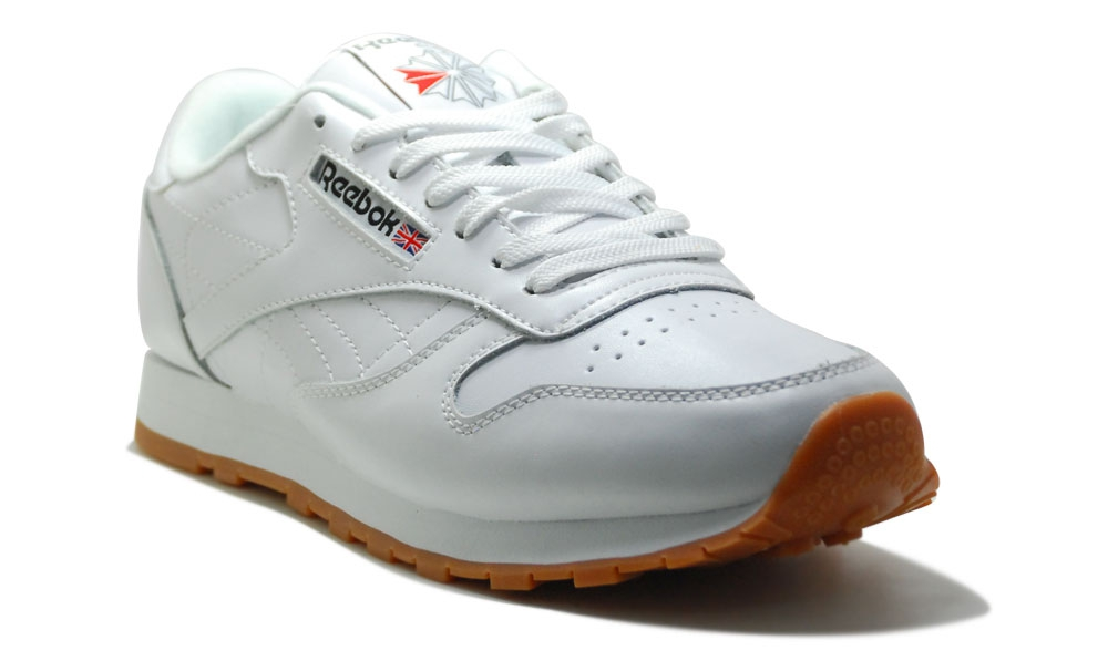 Reebok Classic Leather White Men