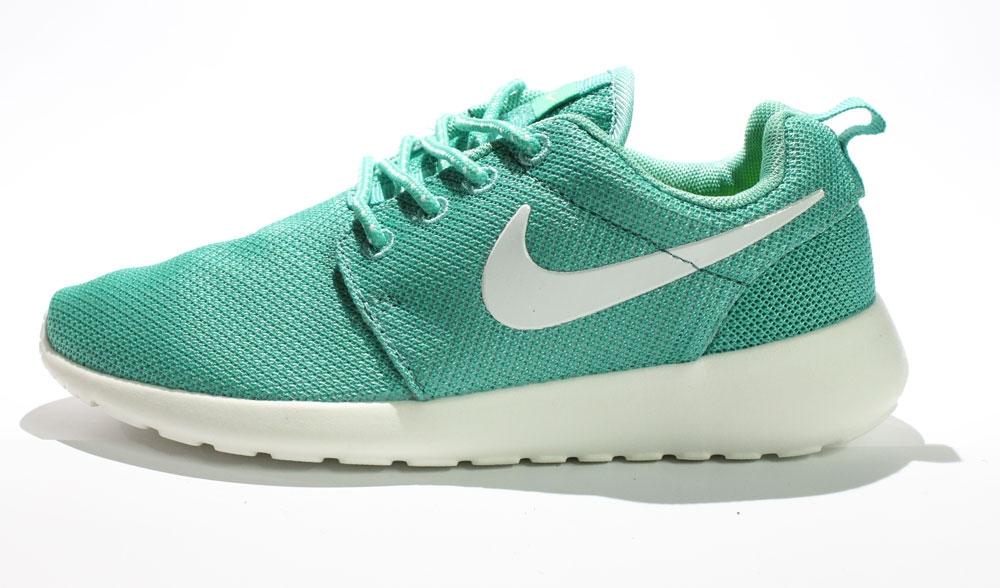 Nike Roshe Run Mint Woman