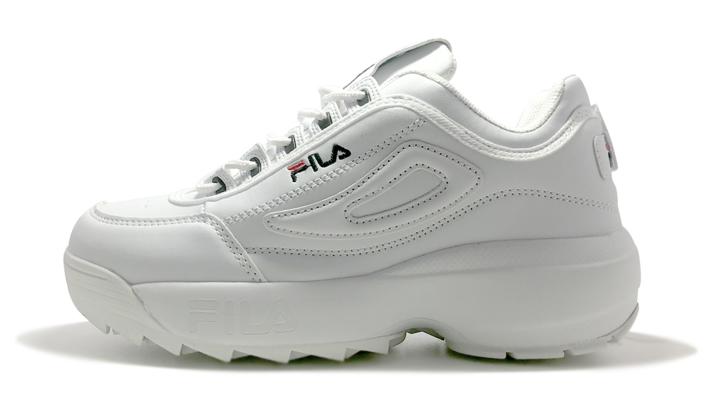 Fila Disruptor 2 White Woman