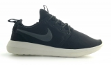 Nike Roshe Run TWO Black Mesh Men