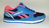 Reebok GL 6000 Blue Pink Black Woman