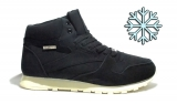 Reebok Classic Polar-Tex Black/White Men Winter