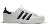 Adidas Superstar II White/Black Woman