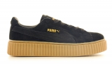 Puma By Rihanna Creeper Low Black/Brown Woman