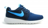 Nike Roshe Run Blue/White/Sky Woman