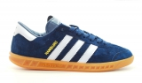 Adidas Hamburg Blue/White Woman