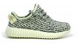 Adidas Yeezy 350 Boost Black/White Woman