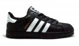 Adidas Superstar II Black White Men