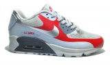 Nike Air Max 90 Hyperfuse Grey/Red  Woman