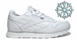 Reebok Classiс White Woman Winter
