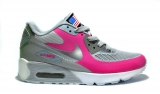 Nike Air Max 90 Hyperfuse Grey/Pink Woman