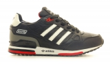 Adidas ZX 750 Black/White/Red Men Winter
