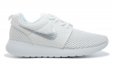 Nike Roshe One Br White Mesh Woman