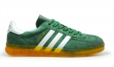 Adidas Gazelle Green/White/Yellow Men