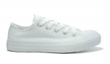 Converse All Star Low White New Woman