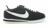 Nike Cortez Mesh Black/White Woman