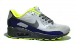 Nike Air Max 90 Hyperfuse Grey/Lime/Magenta Men