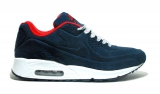 Nike Air Max 90 VT Blue/White/Red Suede Men