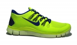 Nike Free Run 5.0 Lime/Black Men