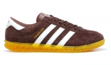 Adidas Hamburg Brown/Yellow Men