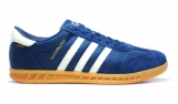 Adidas Hamburg GTX Blue/White/Brown Men