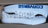 converse all star low blue/white woman