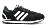 Adidas 3 Streifen Black/White Men