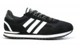 Adidas 3 Streifen Black/White Men