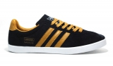 Adidas Gazelle Dark Blue Gold Men