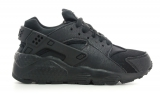 Nike Air Max Huarache Black Mesh Woman