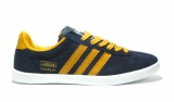 Adidas Gazelle Blue/Gold Woman
