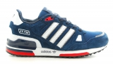 Adidas ZX 750 Blue/White Woman