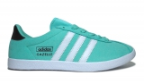 Adidas Gazelle Mint/White/Black Woman