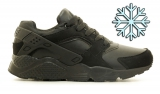 Nike Huarache Black Winter Woman