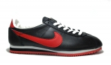 Nike Cortez Leather Black/Red Men