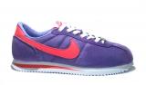 Nike Cortez Nylon Violet/Coral Woman