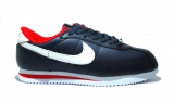 Nike Cortez Leather Blue/Red/White New Woman