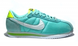 Nike Cortez Nylon Mint/Lime Woman