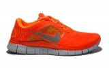 Nike Free Run 5.0 Orange Woman