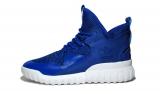 adidas tubular x blue men