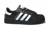 Adidas Superstar II Black/White Woman