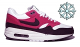 Nike Air Max 87 White/Bordo/Cherry Woman Winter