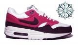 Nike Air Max 87 White/Bordo/Cherry Woman Winter