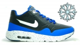 Nike Air Max Zero Black Blue White Splash Winter Men