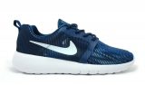 Nike Roshe Run Blue/White 2016  Men