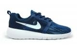 Nike Roshe Run Blue/White 2016  Men